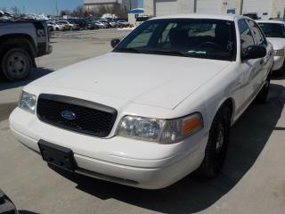 Used 2010 Ford Crown Victoria P71 Police Interceptor for sale in Scarborough, ON