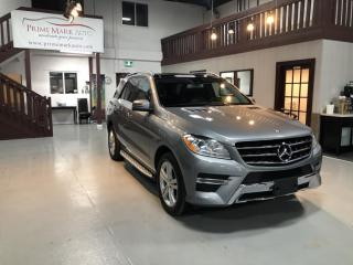 Used 2013 Mercedes-Benz ML-Class ML 350 BlueTEC for sale in Concord, ON