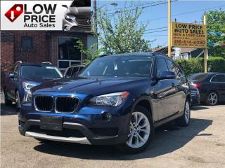 Used 2014 BMW X1 *SOLD* for sale in York, ON