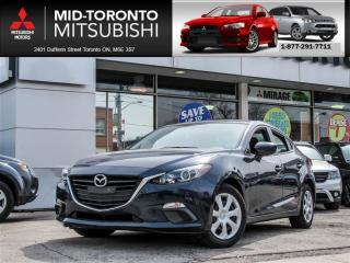 Used 2016 Mazda MAZDA3 GX Back Up Camera|Bluetooth|Power Group for sale in York, ON