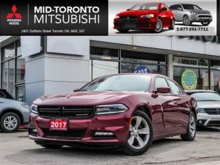 Used 2017 Dodge Charger SXT Sunroof|8.4 Inch Touch Display for sale in York, ON