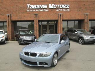 Used 2010 BMW 328i xDRIVE   LEATHER   SUNROOF   BLUETOOTH   SPORT PKG for sale in Mississauga, ON