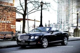 Used 2008 Bentley Continental GT - for sale in Burnaby, BC