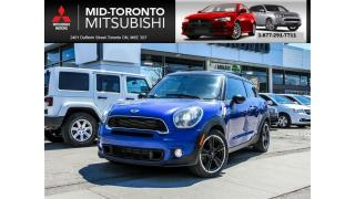 Used 2013 MINI Cooper Paceman Cooper S AWD Panoramic Sunroof for sale in North York, ON
