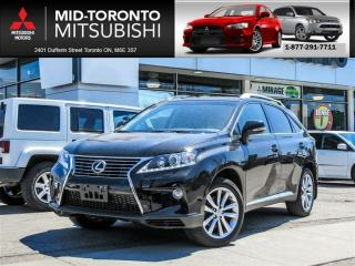 Used 2015 Lexus RX 350 Sportdesign Leather|Sunroof|Back Up Camera for sale in York, ON