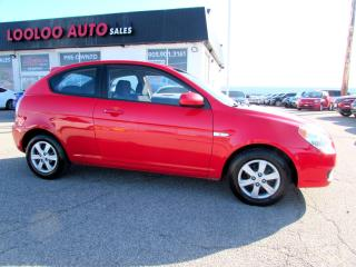 Used 2010 Hyundai Accent SE COUPE HATCHBACK AUTO CERTIFIED 2YR WARRANTY for sale in Milton, ON