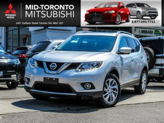 Used 2014 Nissan Rogue SL AWD Leather|Nav|Panoramic Sunroof for sale in York, ON
