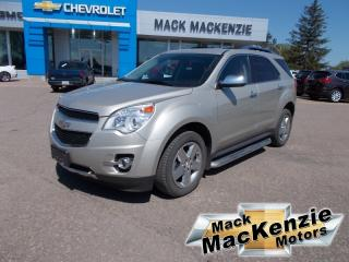 Used 2015 Chevrolet Equinox LTZ AWD for sale in Renfrew, ON