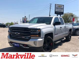 Used 2017 Chevrolet Silverado 1500 2LT-GM CERTIFIED PRE-OWNED-1 OWNER TRADE! for sale in Markham, ON
