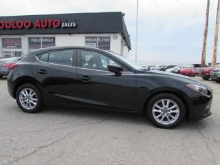 Used 2014 Mazda MAZDA3 i Touring Hatchback 6Spd Manual Camera Certified 2YR Warranty for sale in Milton, ON