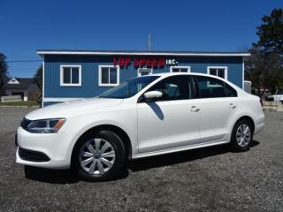 Used 2014 Volkswagen Jetta TRENDLINE+, SAFETY INCLUDED for sale in Guelph, ON