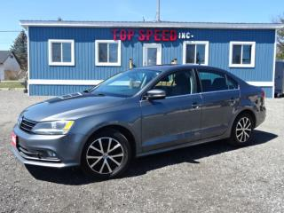 Used 2015 Volkswagen Jetta 2.0 TDI Comfortline, SUNROOF, SAFETY INCLUDED for sale in Guelph, ON