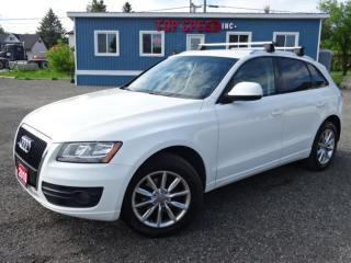 Used 2010 Audi Q5 PREMIUM 3.2L QUATTRO, SAFETY INCLUDED for sale in Guelph, ON