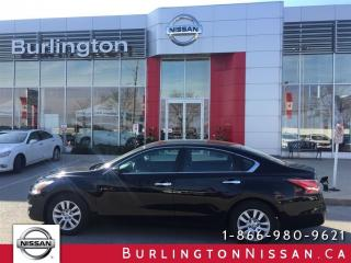 Used 2015 Nissan Altima 2.5 S for sale in Burlington, ON