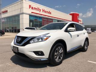 Used 2016 Nissan Murano SV for sale in Brampton, ON