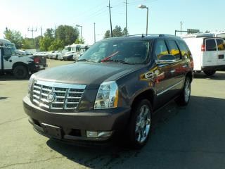 Used 2011 Cadillac Escalade Hybrid 8 Passenger 4WD for sale in Burnaby, BC