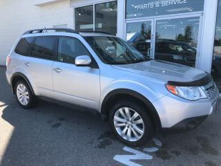 Used 2011 Subaru Forester TOURING for sale in Vernon, BC