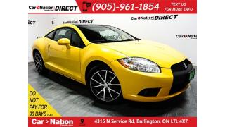 Used 2011 Mitsubishi Eclipse GS  LOW KM'S  ONE PRICE INTEGRITY  for sale in Burlington, ON