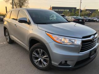 Used 2016 Toyota Highlander LE for sale in Toronto, ON