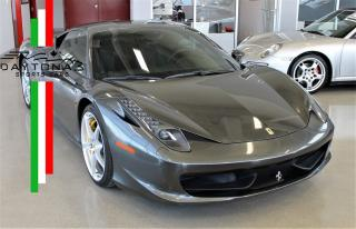 Used 2010 Ferrari 458 ITALIA - for sale in Woodbridge, ON