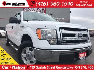 Used 2013 Ford F-150 XLT  | EXT CAB | 4X4 | 5.0L V8 | 6 PASS for sale in Georgetown, ON