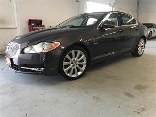 Used 2011 Jaguar XF Premium Luxury for sale in Burlington, ON