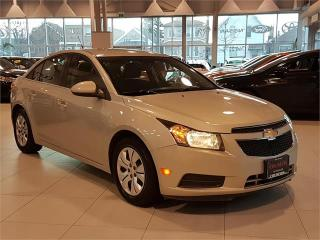 Used 2014 Chevrolet Cruze 1LT-AUTOMATIC-CAMERA-BLUETOOTH-ONLY 36KM for sale in York, ON