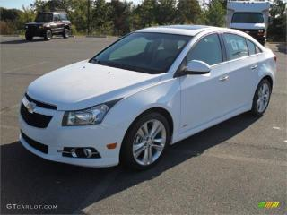 Used 2014 Chevrolet Cruze 2LT-RS-SPORT-AUTO-LEATHER-SUNROOF-CAMERA-ONLY 79KM for sale in York, ON