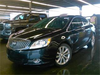 Used 2014 Buick Verano LUXURY-NAVIGATION-CAMERA-LEATHER-SUNROOF-ONLY 76KM for sale in York, ON