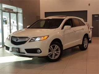 Used 2015 Acura RDX PREMIUM-AWD-BACK UP CAMERA-ONLY 62KM for sale in York, ON