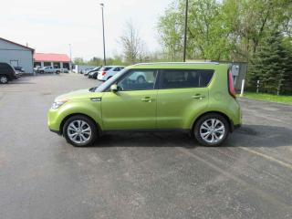 Used 2015 Kia Soul EX FWD for sale in Cayuga, ON