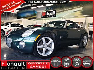 Used 2009 Pontiac Solstice Cabriolet 2 portes for sale in Chateauguay, QC