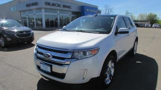 Used 2013 Ford Edge Limited for sale in Arnprior, ON