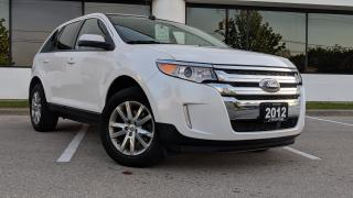 Used 2012 Ford Edge SEL for sale in Mississauga, ON