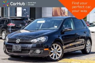 Used 2012 Volkswagen Golf Comfortline |Sunroof|HeatFrntSeats|Sat.Radio|KeylessEntry|17