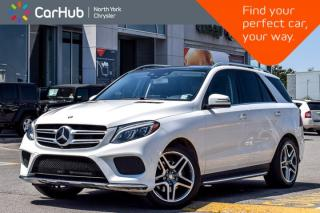 Used 2016 Mercedes-Benz GLE GLE 350d 4Matic|Premium2,Pk.Asst.Pkgs|Sunroof|SurroundCam| for sale in Thornhill, ON