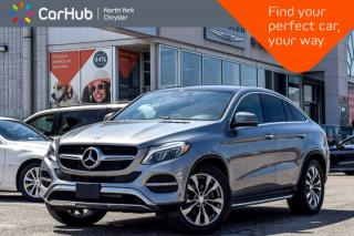 Used 2016 Mercedes-Benz GLE GLE 350d Cpe 4Matic|Premium,Pk.Asst.Pkgs|Sunroof|SurroundCam| for sale in Thornhill, ON