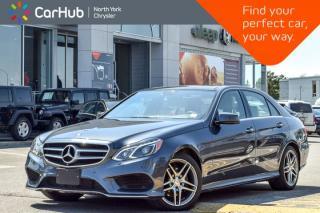 Used 2015 Mercedes-Benz E-Class E 250 BlueTEC 4Matic|Premium1,Pk.Asst.Pkgs|SurroundCam|Sunroof| for sale in Thornhill, ON