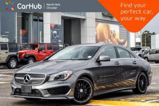 Used 2014 Mercedes-Benz CLA-Class 250|Nav|BlindSpot|Backup_Cam|Heat Frnt.Seat|18
