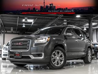 Used 2013 GMC Acadia AWD|SLT|7PASS|TV/DVD|REAR CAM|LOADED for sale in North York, ON