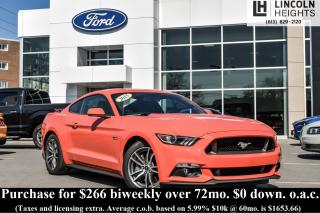 Used 2015 Ford Mustang GT Coupe for sale in Ottawa, ON