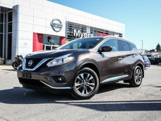Used 2017 Nissan Murano SL AWD for sale in Orleans, ON