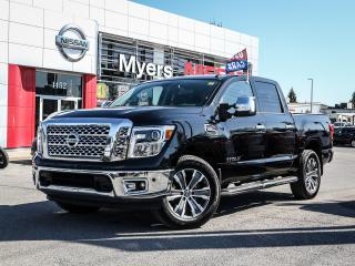 Used 2017 Nissan Titan V8 SL 4x4 for sale in Orleans, ON