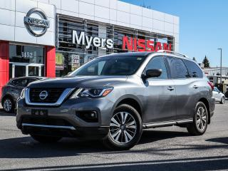 Used 2018 Nissan Pathfinder 4WD SL for sale in Orleans, ON