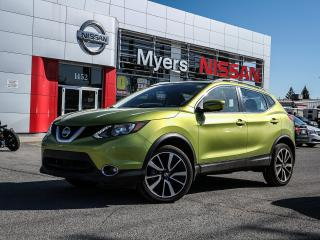 Used 2017 Nissan Qashqai SL AWD for sale in Orleans, ON