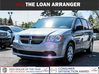 Used 2015 Dodge Grand Caravan SXT for sale in Barrie, ON