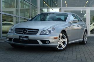 Used 2011 Mercedes-Benz CLS550 for sale in Vancouver, BC