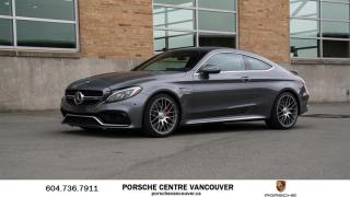 Used 2017 Mercedes-Benz C63 S AMG Coupe for sale in Vancouver, BC