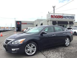 Used 2014 Nissan Altima 3.5 SL - NAVI - LEATHER - REVERSE CAM for sale in Oakville, ON