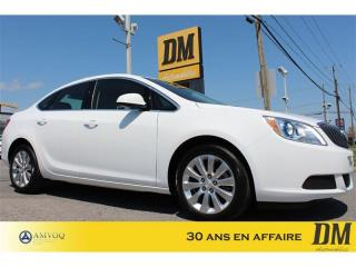 Used 2017 Buick Verano 16, 000 KM/ A/C 2 ZONES for sale in Salaberry-de-Valleyfield, QC
